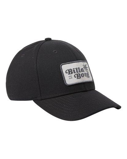2 Walled Stretch Hat Black MAHW3BWD Billabong