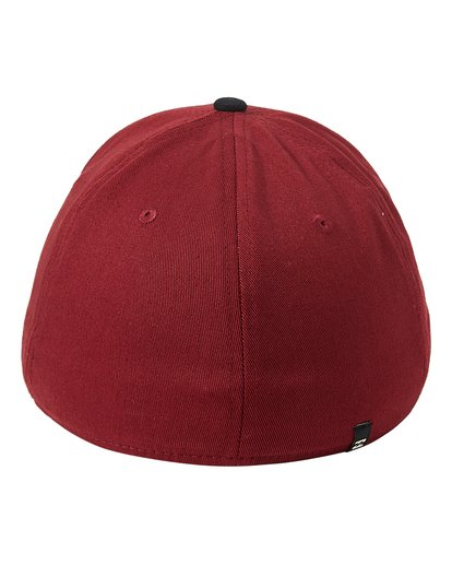 3 Walled Stretch Hat Red MAHW3BWD Billabong