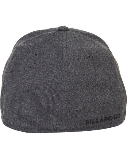 3 All Day Heather Stretch Fit Hat  MAHWNBAH Billabong