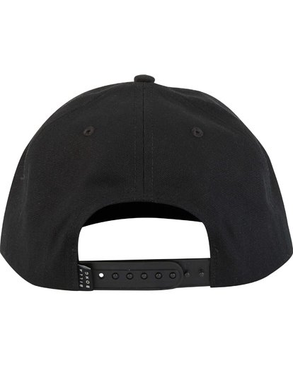 3 Stacked Snapback Hat  MAHWNBAS Billabong