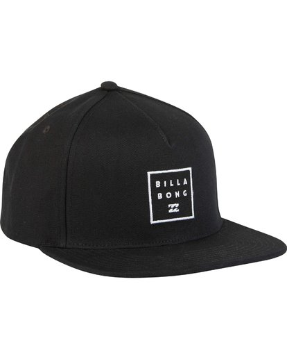 2 Stacked Snapback Hat  MAHWNBAS Billabong