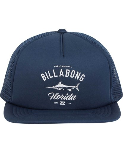 1 Florida Trucker Hat  MAHWNBFL Billabong