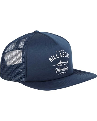 2 Florida Trucker Hat  MAHWNBFL Billabong