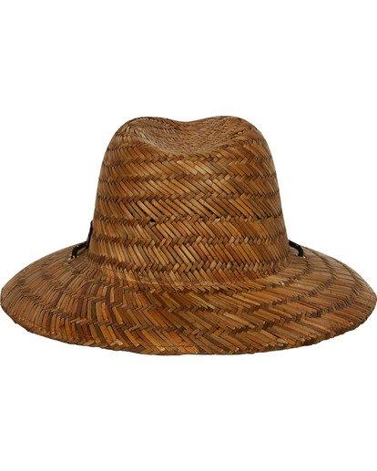 3 Nomad Hat Brown MAHWNBNO Billabong