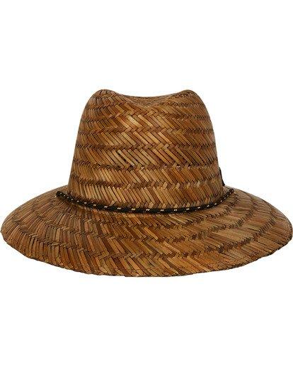 1 Nomad Hat Brown MAHWNBNO Billabong