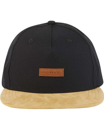 1 Oxford Snapback Hat  MAHWNBOX Billabong