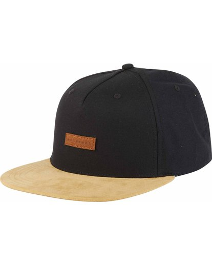 0 Oxford Snapback Hat  MAHWNBOX Billabong
