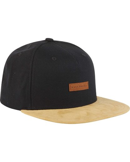 2 Oxford Snapback Hat  MAHWNBOX Billabong