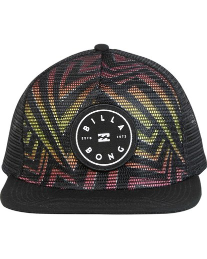 1 Rotor Trucker Hat  MAHWNBRT Billabong