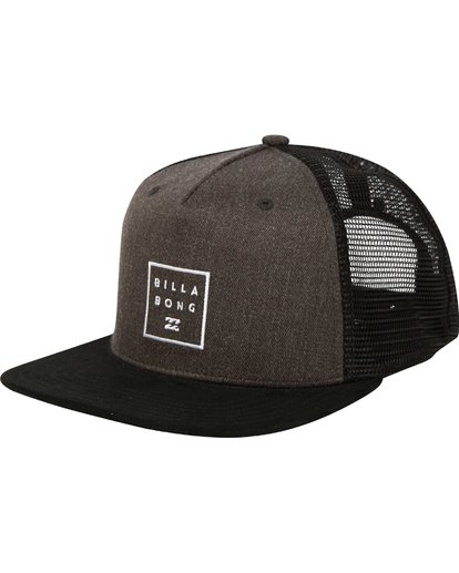 0 Stacked Trucker Hat  MAHWNBST Billabong