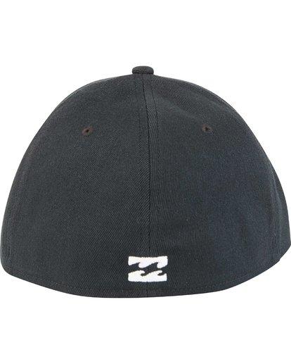 3 Walled Stretch Fit Hat  MAHWNBWD Billabong