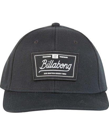 1 Walled Stretch Fit Hat  MAHWNBWD Billabong