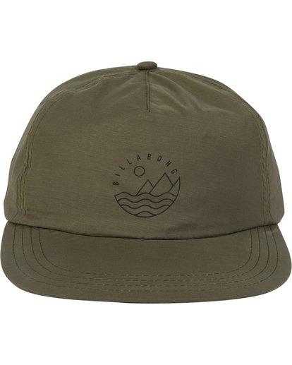 1 Surftrek Snapback Hat  MAHWPBAS Billabong