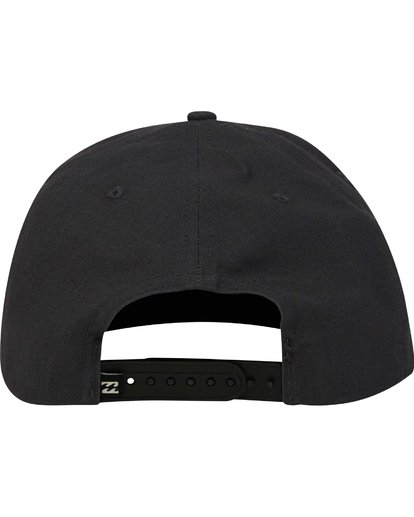 3 Primary Snapback Hat  MAHWPBPR Billabong