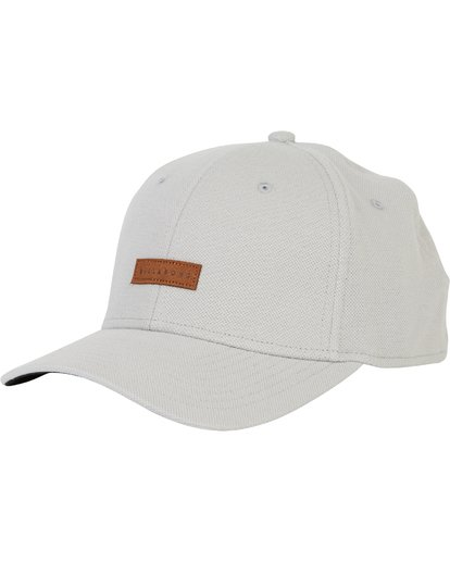 0 United Stretch Hat Grey MAHWPBUN Billabong