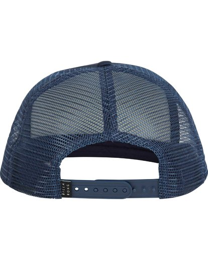3 Upgrade Trucker Hat Blue MAHWPBUP Billabong