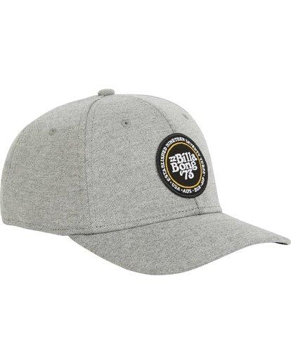 2 Walled Stretch Hat Grey MAHWPBWD Billabong