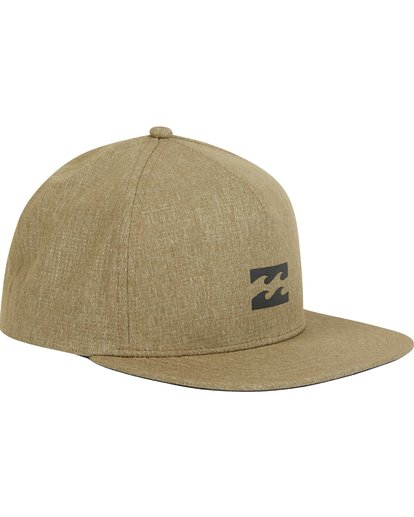 2 Surftrek Trucker Hat Green MAHWQBAR Billabong