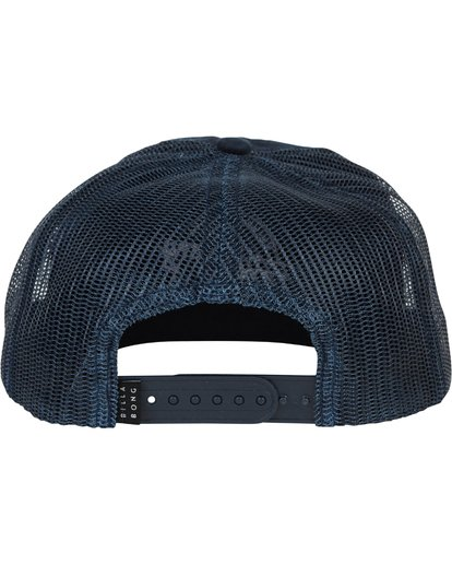 3 Breakdown Trucker Hat Blue MAHWQBBR Billabong
