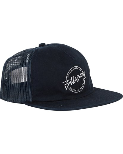 2 Breakdown Trucker Hat Blue MAHWQBBR Billabong