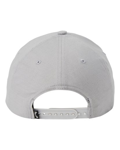 2 Paradise Snapback Hat Grey MAHWQBPR Billabong