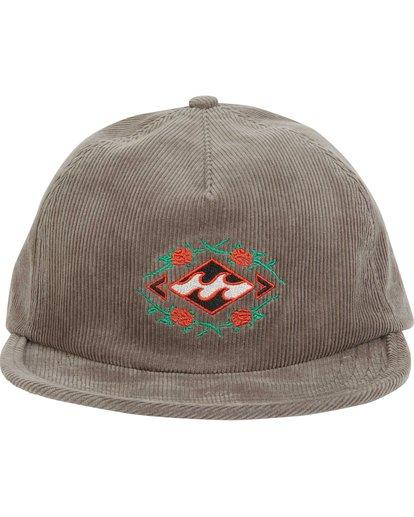 1 Re-Issue Cord Hat  MAHWQBRC Billabong
