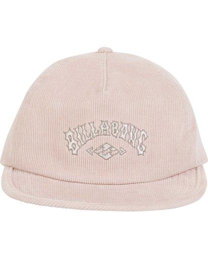 1 Re-Issue Cord Hat Pink MAHWQBRC Billabong