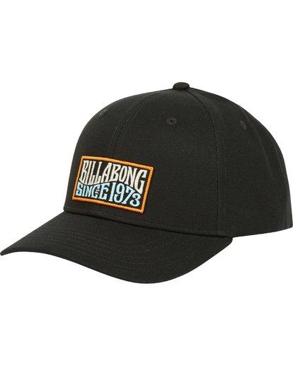 0 Walled Snapback Hat  MAHWQBWS Billabong