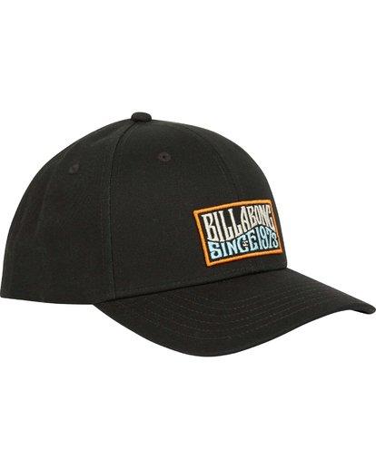 2 Walled Snapback Hat  MAHWQBWS Billabong