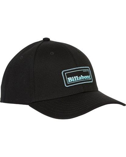 2 Walled Snapback Hat Grey MAHWQBWS Billabong