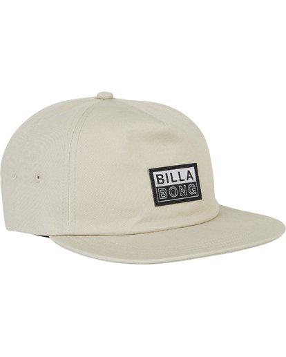 2 Boneless Corduroy Snap Back Hat Green MAHWSBBO Billabong