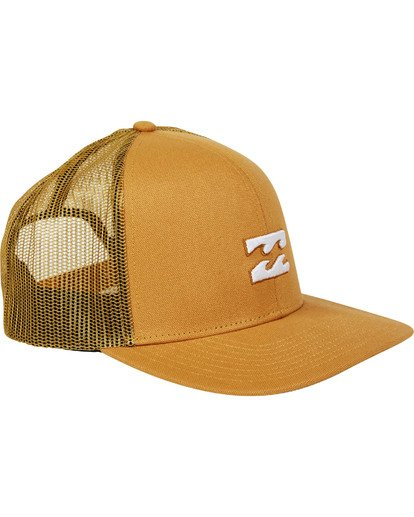 2 All Day Trucker Hat  MAHWTBAR Billabong