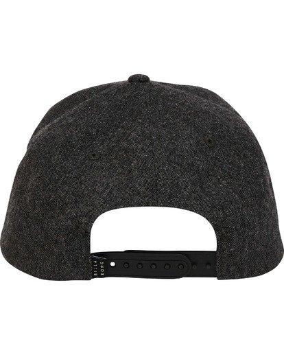 3 All Day Snapback Hat  MAHWTBAS Billabong