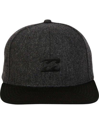 1 All Day Snapback Hat  MAHWTBAS Billabong