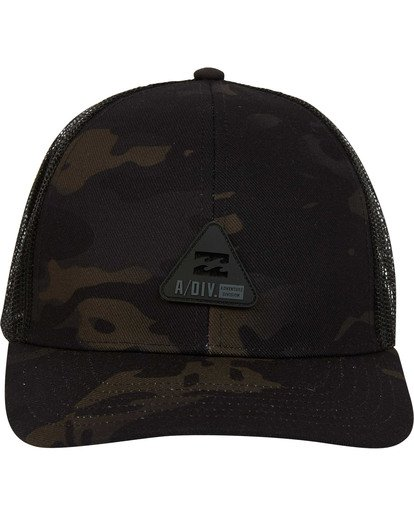 1 Multicam Trucker Hat  MAHWTBAV Billabong