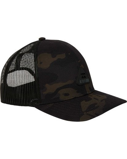2 Multicam Trucker Hat  MAHWTBAV Billabong