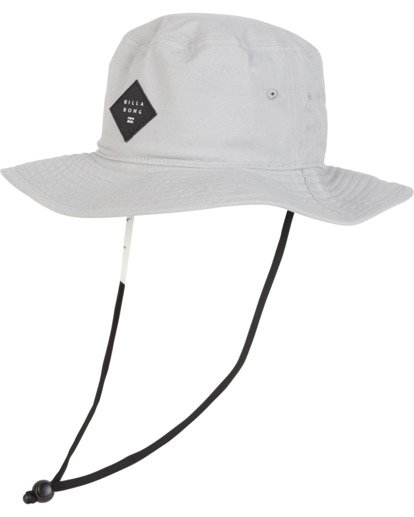 1 Big John Hat Grey MAHWTBBI Billabong