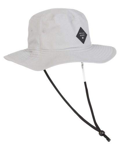 2 Big John Hat Grey MAHWTBBI Billabong