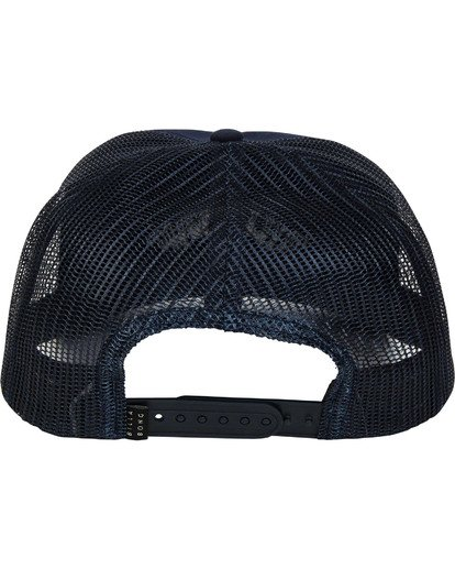 3 Breakdown Trucker Hat Blue MAHWTBBR Billabong