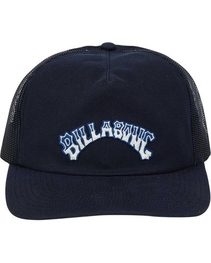 1 Breakdown Trucker Hat Blue MAHWTBBR Billabong