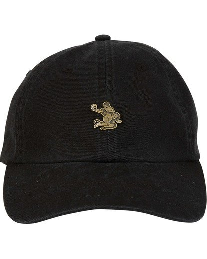 1 Galley Lad Cap Black MAHWTBGA Billabong