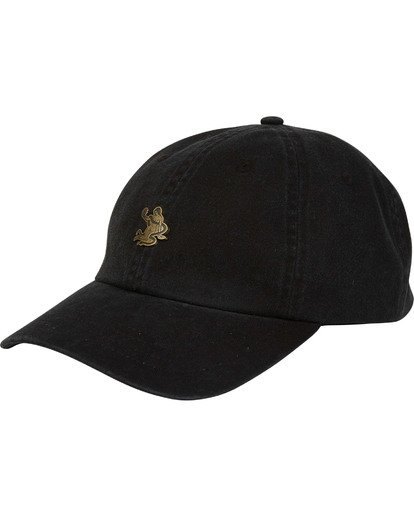 0 Galley Lad Cap Black MAHWTBGA Billabong