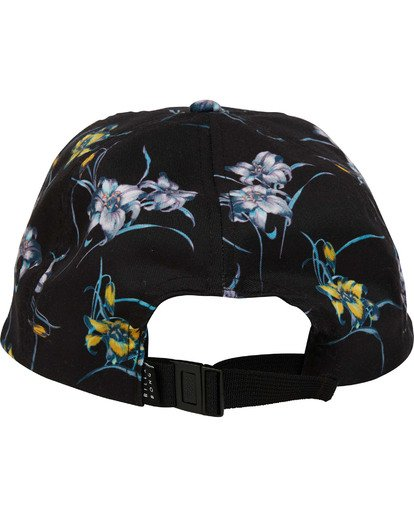 3 Jetty Hat Black MAHWTBJE Billabong
