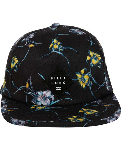 1 Jetty Hat Black MAHWTBJE Billabong