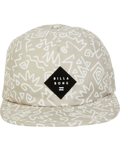 1 Jetty Hat Beige MAHWTBJE Billabong