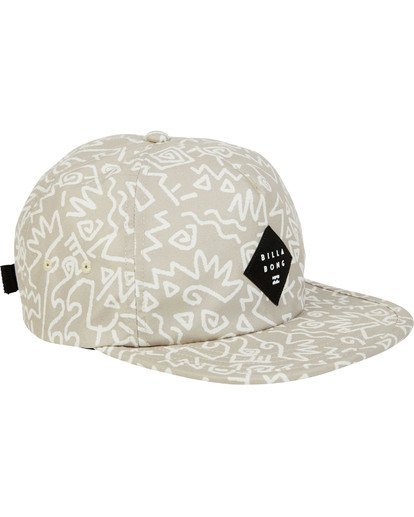 2 Jetty Hat Beige MAHWTBJE Billabong
