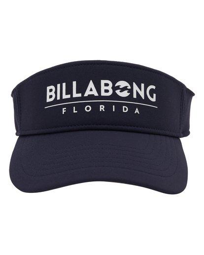 1 Florida Visor Hat Multicolor MAHWTBJR Billabong