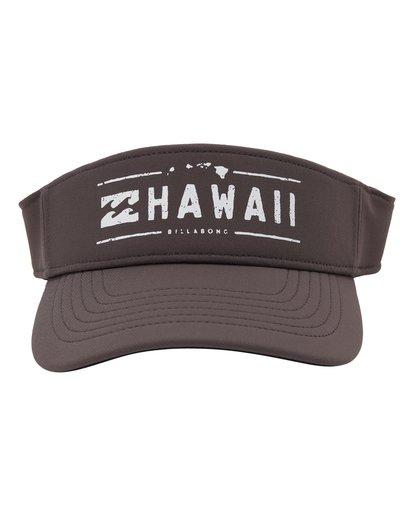1 Hawaii Visor Hat Orange MAHWTBJR Billabong