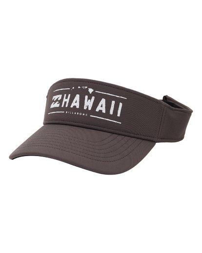 0 Hawaii Visor Hat Orange MAHWTBJR Billabong