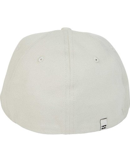 3 Mission Stretch Hat Grey MAHWTBMI Billabong